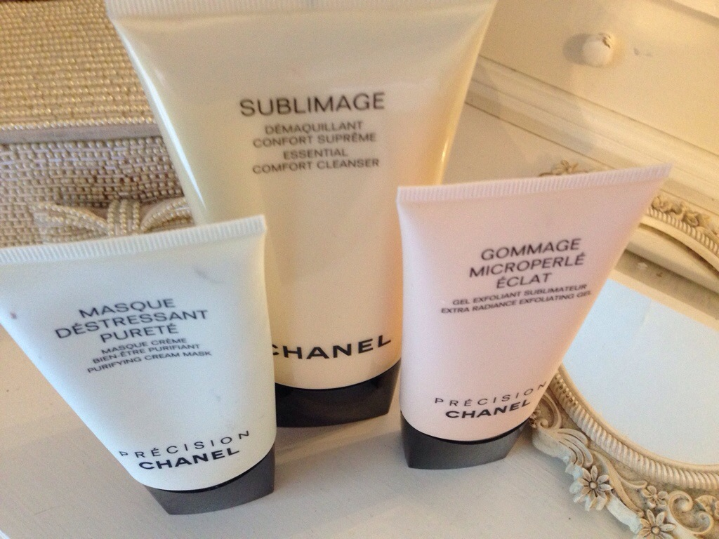 CHANEL MASQUE DÉSTRESSANT PURETÉ Purifying Cream Mask 75ml ... 68805ff86165